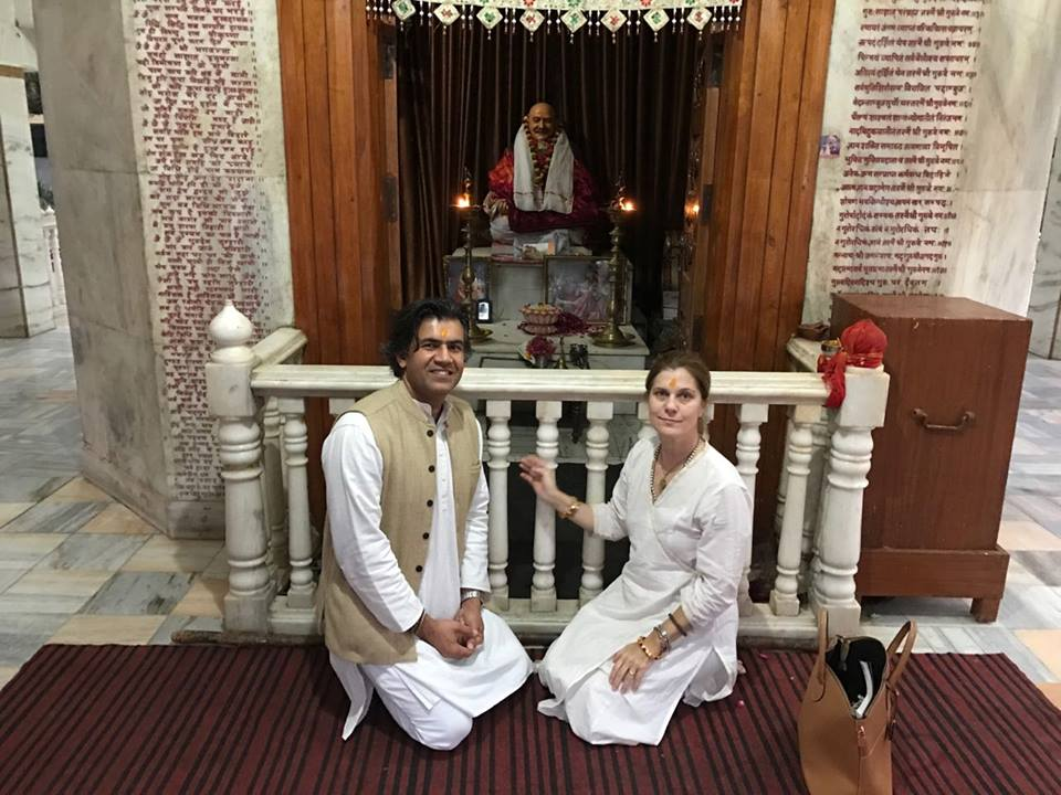 Widow Matas in Vrindavan - november 2016 - 3